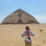 Pirâmide torta - tentativa fail