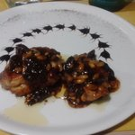 Filetto di maiale con pinoli e prugne