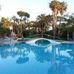 Stupenda piscina termale