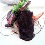 Vintages at Sherwood Inn - NZ Venison