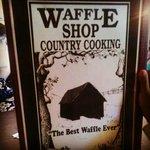 Foto de Waffle Shop