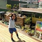 Urbanwood's rooftop