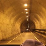 The tunnel to the headlands