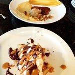The desserts were amazing!
