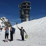 Mount Titlis 7 June 2014