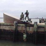 Maritime sculpture