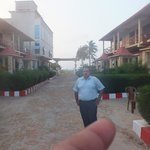 TOTAL HOTEL COMPLEX IS VRY CLEAN AND SECURITY