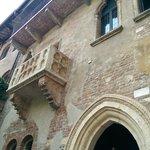 Balcony of the Giulietta family
