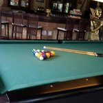 our proffesional pool table
