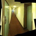 Typical hallway / passage