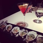 Oysters & Cosmo