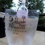 Vin  rosé Château Fontainebleau