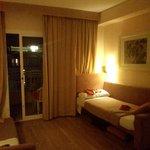 Canapé lit avec deux lits séparables