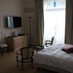 Room at Grand Hotel Excelsior