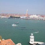View from San Georgio Maggiore