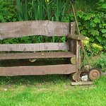 Sit and rest or cut the grass, it is up to you.