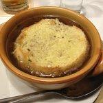 Zuppa alla cipolla