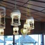 Steak House The Fan - Decorations