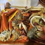 mixed crabs