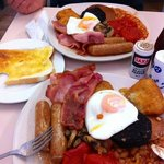 Full English Breakfast for GBP 4.95