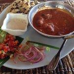 Tandoori Beef Kebab; perfect