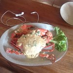 Nice cheese crab