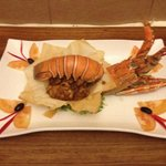 Putumayo special lobster