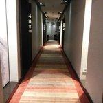 corridor passage