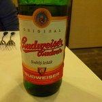 バドワイザービール