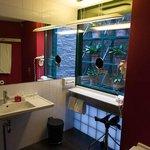 Bathroom of suite No.35
