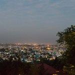 View over Madurai
