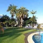 Tigaiga - zona piscina