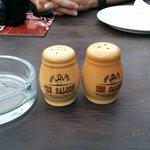 Pfeffer & Salz (was sonst?)