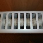 The dirty radiator