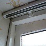 Mould around window frame