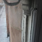 Damaged windows