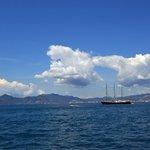 Le bleu de la Méditerranée