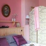 chambre Orchidées