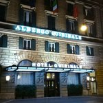 façade hôtel