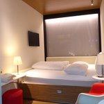 citizenM modularised rooms