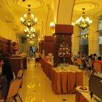 Ruang makan The Ecotel