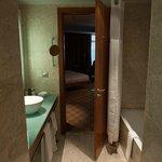 Bathroom Junior Suite No. 620