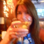 dirty martinis, happy hour