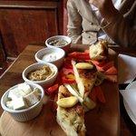 vegeterian board.