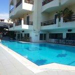 The Saga pool