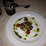 ravioli dinner first course