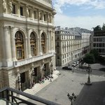 Room View of the Opera-Comique