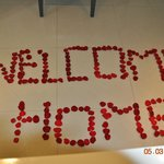 Arrival Welcome