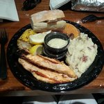 Fabulous tasting Salmon