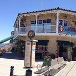 Ótimo restaurante em Monterey.